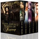 Four and a Half Shades of Fantasy: A Young Adult Anthology (Unabridged) MP3 Audiobook