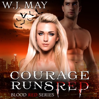 Courage Runs Red: Blood Red, Book 1 (Unabridged) E-Book Download