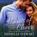 Hearts of Clover: The Clover Series, Books 1 & 2 (Unabridged) MP3 Audiobook