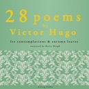 """""""Autumn leaves"""" and """"Les contemplations"""": 28 poems by Victor Hugo MP3 Audiobook"""