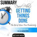 Summary David Allen's Getting Things Done (Unabridged) MP3 Audiobook
