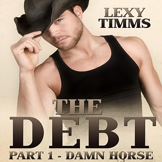 The Debt, Part 1: Damn Horse: Cowboy, Soldier Military Romance (Unabridged) E-Book Download