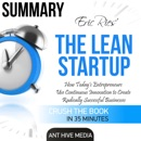 Eric Ries' The Lean Startup Summary (Unabridged) MP3 Audiobook