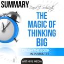 David J. Schwartz's The Magic of Thinking Big: Summary (Unabridged) MP3 Audiobook