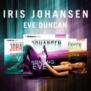 Iris Johansen - The Eve Duncan Series: Taking Eve, Hunting Eve, Silencing Eve (Unabridged) MP3 Audiobook