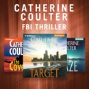 Catherine Coulter - FBI Thriller Series: The Cove, The Maze, The Target (Unabridged) MP3 Audiobook