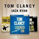 Tom Clancy - Jack Ryan Novels: Dead or Alive, Locked On, Threat Vector (Unabridged) MP3 Audiobook