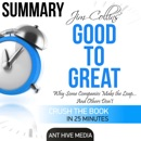 Summary: Jim Collins' Good to Great: Why Some Companies Make the Leap...and Others Don't (Unabridged) MP3 Audiobook