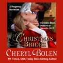 Christmas Brides: Three Regency Novellas (Unabridged) MP3 Audiobook