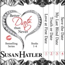 Better Date than Never Boxed Set: Books 1-4 (Unabridged) MP3 Audiobook