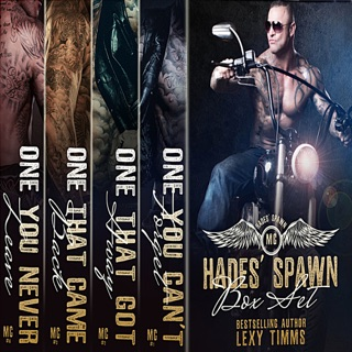 Hades' Spawn MC Complete Series: Bad Boy Motorcycle Club Romance (Unabridged) E-Book Download