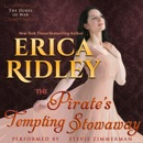 The Pirate's Tempting Stowaway: Dukes of War, Book 6 (Unabridged) MP3 Audiobook