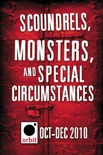 Scoundrels, Monsters, and Special Circumstances book summary, reviews and download