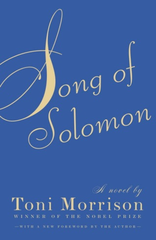 Song of Solomon by Toni Morrison E-Book Download