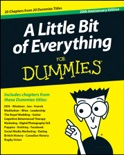 A Little Bit of Everything For Dummies e-book