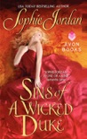Sins of a Wicked Duke book summary, reviews and download