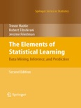 The Elements of Statistical Learning e-book