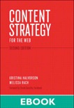 Content Strategy for the Web, 2nd Edition book summary, reviews and download