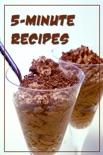 5-Minute Recipes e-book