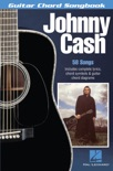 Johnny Cash - Guitar Chord Songbook book summary, reviews and download