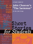 """A Study Guide for John Cheever's """"The Swimmer"""" book summary, reviews and downlod"""
