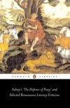 Sidney's 'The Defence of Poesy' and Selected Renaissance Literary Criticism book summary, reviews and download