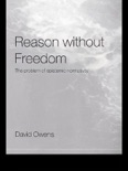 Reason Without Freedom book summary, reviews and downlod