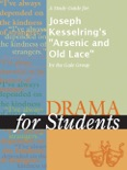 """A Study Guide for Joseph Kesselring's """"Arsenic and Old Lace"""" book summary, reviews and downlod"""