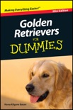 Golden Retrievers For Dummies, Mini Edition book summary, reviews and download