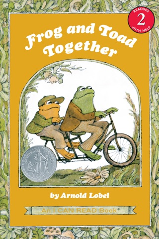 Frog and Toad Together by HARPERCOLLINS PUBLISHERS   book summary, reviews and downlod