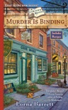 Murder Is Binding book summary, reviews and download