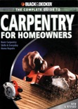 Black & Decker The Complete Guide to Carpentry for Homeowners book summary, reviews and download