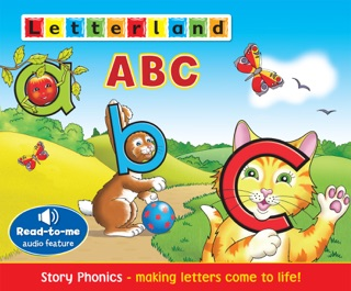 ABC by Letterland International Ltd. book summary, reviews and downlod