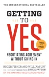 Getting to Yes book summary, reviews and download