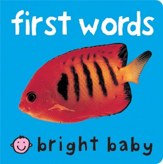 Bright Baby First Words by Roger Priddy E-Book Download
