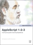 AppleScript 1-2-3 book summary, reviews and download