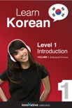 Learn Korean - Level 1: Introduction (Enhanced Version) book summary, reviews and download