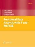 Functional Data Analysis with R and MATLAB book summary, reviews and download