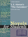 """A Study Guide for S. E. Hinton's """"The Outsiders"""" book summary, reviews and downlod"""