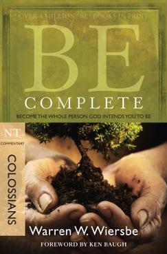 Be Complete (Colossians) E-Book Download