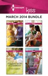 Harlequin KISS March 2014 Bundle book summary, reviews and downlod