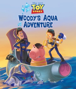 Toy Story: Woody's Aqua Adventures E-Book Download