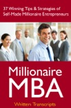 37 Winning Tips & Strategies of Self-Made Millionaire Entrepreneurs book summary, reviews and download