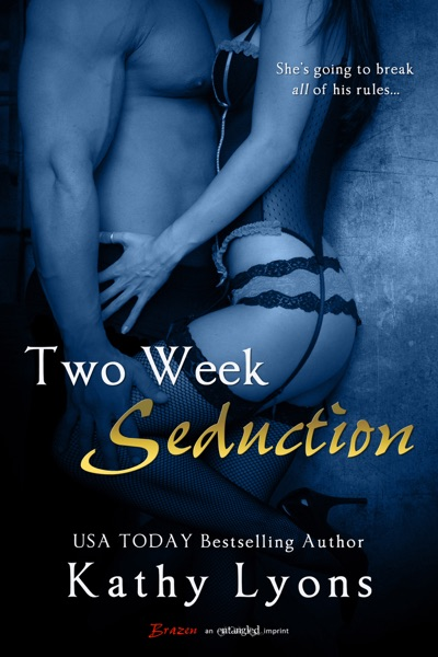 Two Week Seduction by Kathy Lyons Book Summary, Reviews and E-Book Download
