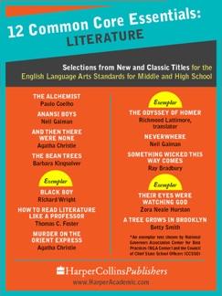 12 Common Core Essentials: Literature E-Book Download