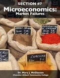 Microeconomics: Market Failures book summary, reviews and download