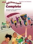 Alfred's Kid's Drum Course Complete e-book