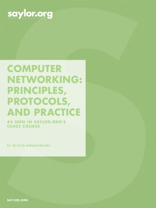 Computer Networking: Principles, Protocols, and Practice by Olivier Bonaventure E-Book Download