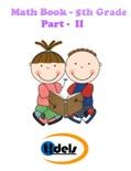 Math Book Fifth Grade book summary, reviews and downlod