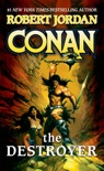 Conan the Destroyer book summary, reviews and downlod
